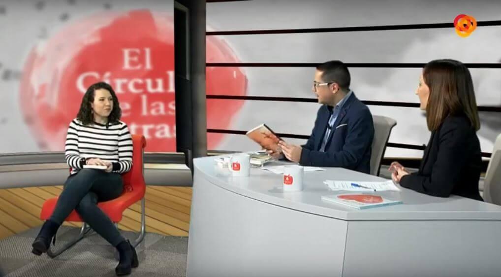 Entrevista en «El círculo de las letras»