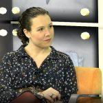 Entrevista en Abierto al atardecer - Jessica García