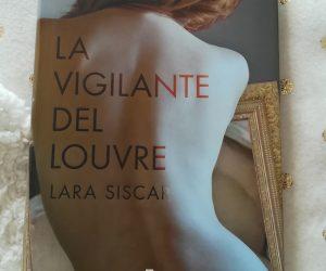 La vigilante del Louvre – Lara Siscar