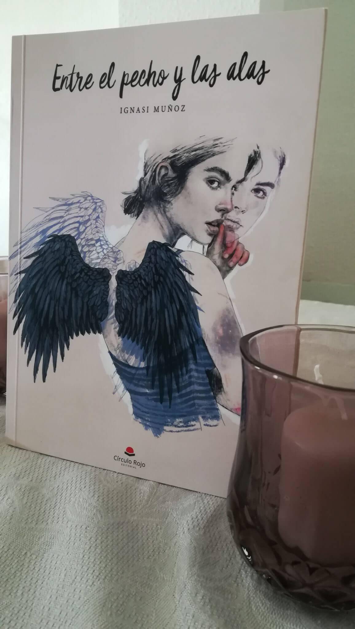 Entre el pecho y las alas – Ignasi Muñoz