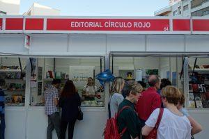 Stand Editorial Círculo Rojo