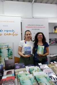 Jessica García y Elisabeth Belmonte