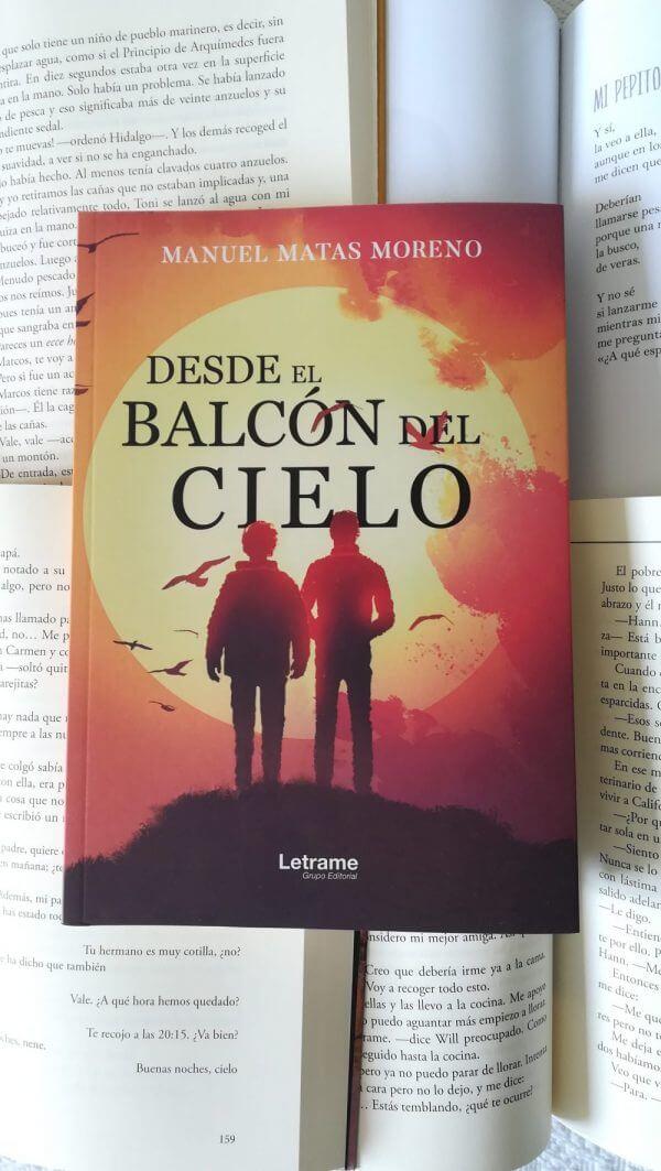Desde el balcón del cielo – Manuel Matas Moreno