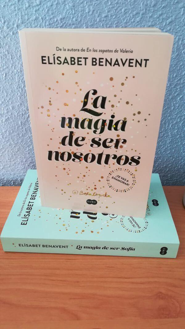 La magia de ser nosotros – Elísabet Benavent