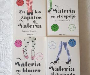 En los zapatos de Valeria – Elísabet Benavent