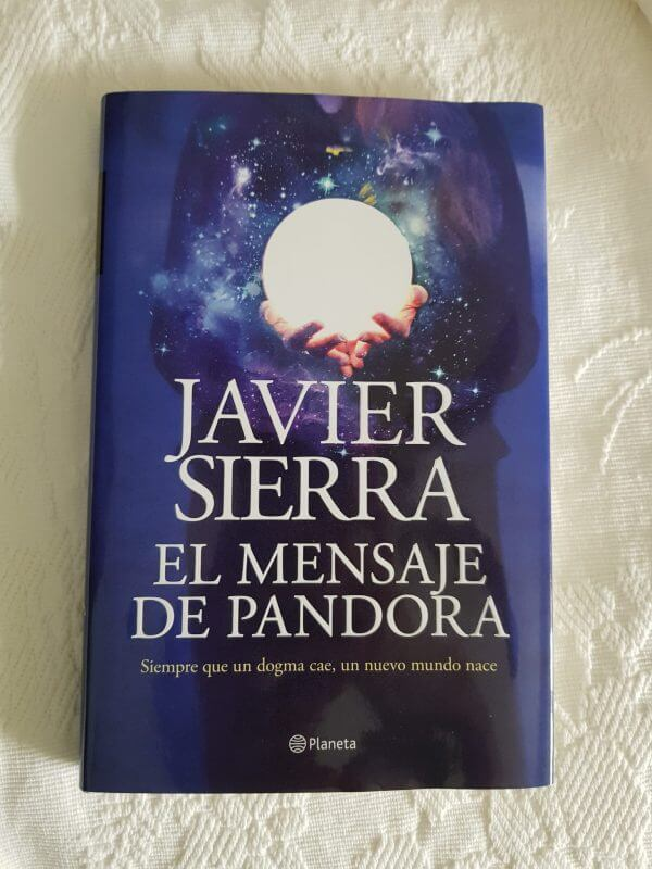 El mensaje de Pandora – Javier Sierra