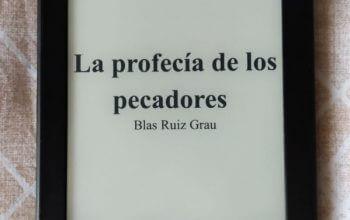 La profecía de los pecadores – Blas Ruiz Grau