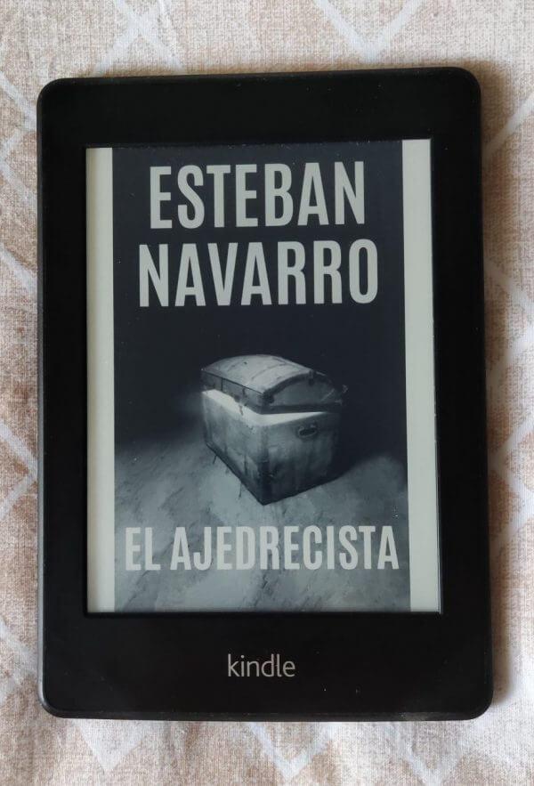El ajedrecista – Esteban Navarro