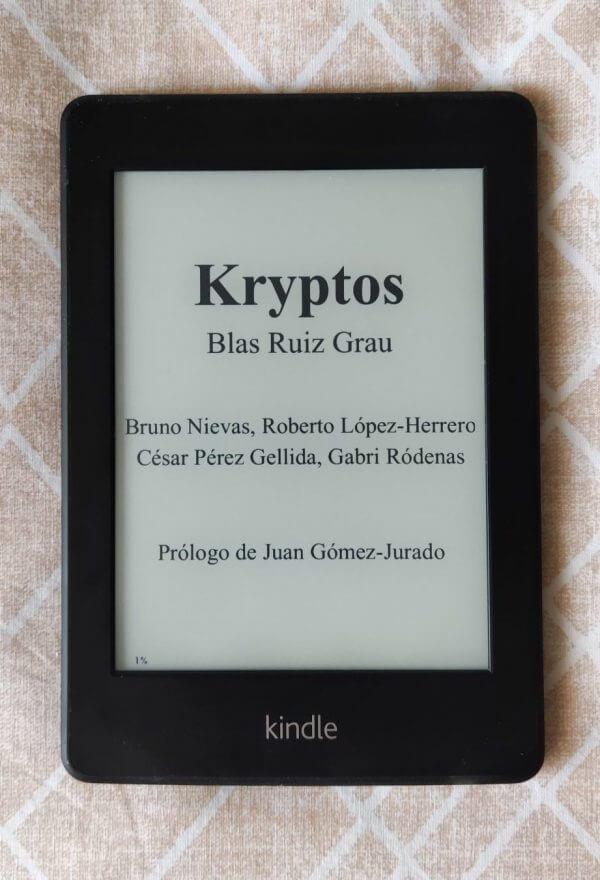 Kryptos – Blas Ruiz Grau