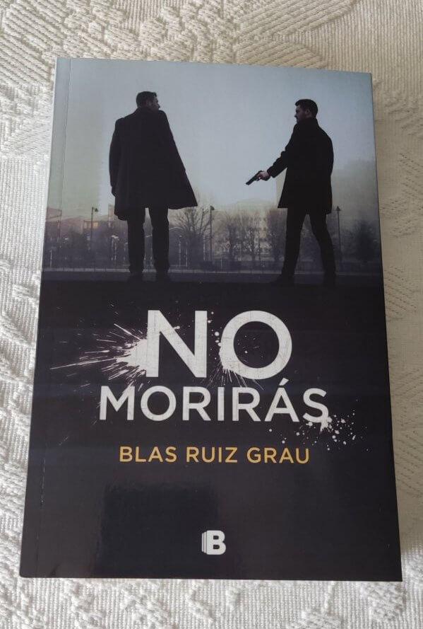 No morirás – Blas Ruiz Grau